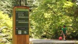 Hoyt Arboretum Unveils 250 Trail And Interpretive Signs