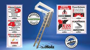 Dachbodentreppe aus holz einwandfrei funktionstüchtig abmessungen. Wellhofer Treppen Bodentreppe Gutholz
