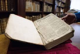 did shakespeare really write his own plays ask history one of shakespeare s rare first folios discovered in french library