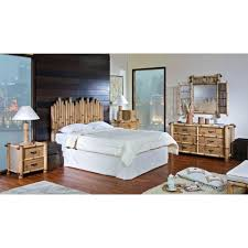 Kingston Bedroom Furniture Bamboo Bedroom Set