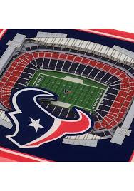 Texans Seating Chart 3d Houston Texans 3d Stadium View Coaster 6860439
