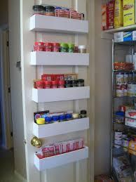 Kitchen Pantry Door Organizer Pleasing Pantry Closet Organizers Roselawnlutheran