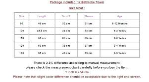 bath towel size standard size custom sizes w80