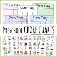 Chore Chart Samples Preschool Chore Chart Example Jpg