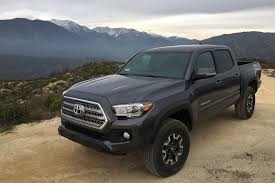 2017 Toyota Tacoma TRD Manufactured for Off-Road People | carbuzz.info