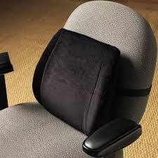 Back & Lumbar Cushions for Car fice