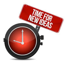 year half gone what does your career progress look like a time for new ideas concept