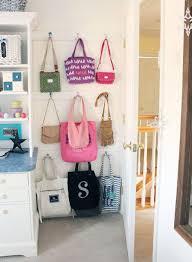 Behind The Door Bag Storage