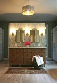 media rooms worlds away faceted small pendant worldsaway faceted antique mirror pendant in this beautiful bathroom