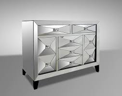 modern mirrored furniture. charming mirrored nightstand for your bedroom decor idea luxury grey modern furniture o