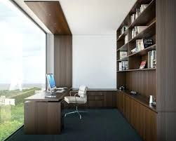 modern home office design. Minimalist Home Office Design Ideas Modern Lovely White Brown Interior Decor Incredible Impressive Contemporary Best
