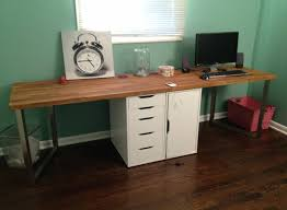 Office Design : Ikea Galant Home Office Desk Ikea Hack Home Office  With  Regard To