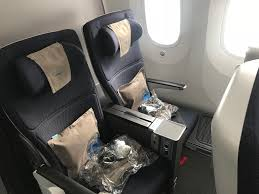 United Economy Plus Seating Chart Plane Insider What Do You Get When You Buy Premium Economy