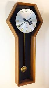 antique clocks mid century modern home