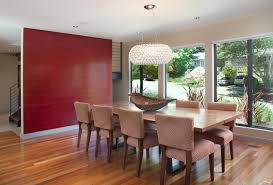 Small Picture 20 Fab Red Accent Walls in Dining Rooms Home Design Lover