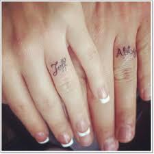 Tetování Místo Prstenu Az Tetování