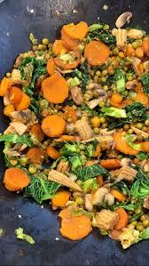 Wok di verdure - Bananna Kitchen