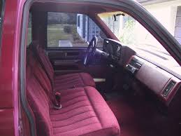 1989 chevy 1500 truck interior/cab - Google Search | chevy gurl ...