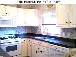my kitchen cabinet painted ideas purple lady chalk paint painting cost calculator