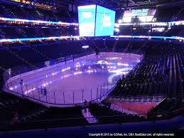 St Pete Times Forum View From Club Level 206 Vivid Seats