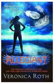 allegiant by veronica roth le allegiant book