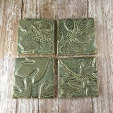 ceramic tile wall art backsplash accent kitchen tile ceramic tile art wall hanging