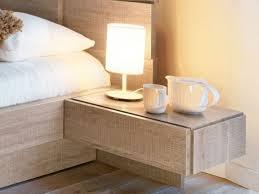 Wall Mounted Nightstand Shelf