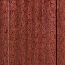 click lock flooring. High Gloss Santos Mahogany 3/8 In. T X 4-3/4 Click Lock Flooring U