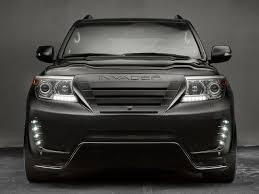 Toyota Land Cruiser 200 #Invader   tuning car   Pinterest   Land ...