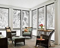 Three Season Porch  HouzzThree Season Porch