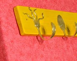 Yellow Coat Rack Yellow coat rack Etsy 46
