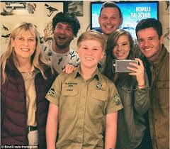 steve irwin son. click to expand. steve irwin son