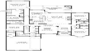 Open Floor Plan 61 Modern Open Floor Plans Contemporary House Plan With Three