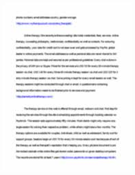 bshs week individual online therapy paper online therapy image of page 3