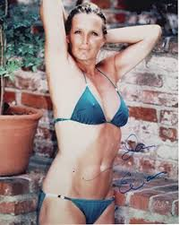 LINDA EVANS HAND SIGNED 8x10 COLOR PHOTO+COA VERY SEXY BIKINI BODY at  Amazon's Entertainment Collectibles Store