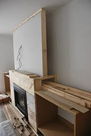 fireplace built in shelving 2 via the sweetest digs