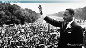 i have a dream speech summary analysis video lesson  i have a dream speech summary analysis video lesson transcript com
