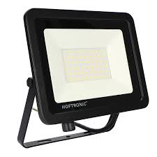Nature Power 60 Led Solar Security Light Hoftronic Led Floodlight 50 Watt 6400k Osram Ip65 Replaces 450 Watt 5 Year Warranty
