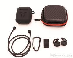 Earphone Accessories <b>Airpods</b> Case Protective <b>Silicone</b> Cover <b>Skin</b> ...
