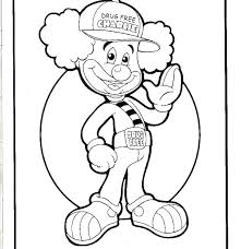 Red Ribbon Color Pages Drug Free Coloring Sheets Red Ribbon Week Coloring Pages