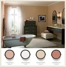 behr bathroom paintColorfully BEHR  Bathroom Color Splendor