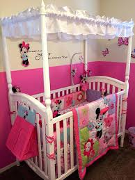 minnie mouse baby bed set mouse baby room decor and nursery minnie mouse crib bedding set