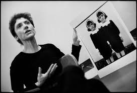 Diane Arbus: A box of ten photographs at The Smithsonian - FRIDAY NIGHT BOYS