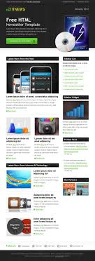 Business Newsletter Templates Free Download Image Collections ...