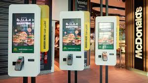 Big Mac Vending Machine Best Could McDonald's Ordering Kiosks Set Trend Small Businesses Will