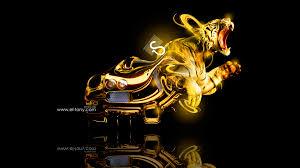bugatti veyron gold tiger