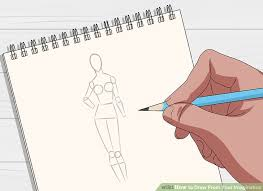 image led draw from your imagination step 3