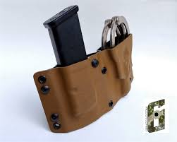 Magazine And Handcuff Holder Simple MagazineCuffOC Combos