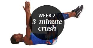 week 2 ab challenge 3 minute workout