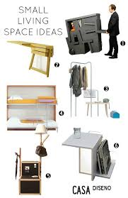 multifunctional furniture for small spaces. small space ideas cool furniture roundup smallspace decorating multifunctional for spaces